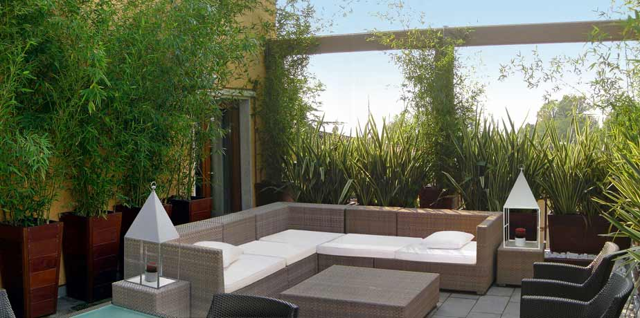 Awesome Terrazze Pensili Photos - Idee Arredamento Casa & Interior ...